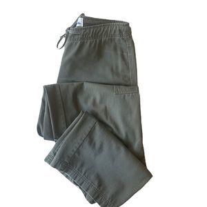 Express Blues cargo pants 5/6